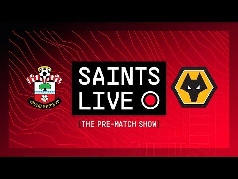 Southampton vs Wolverhampton Wanderers | SAINTS LIVE: The Pre-Match Show
