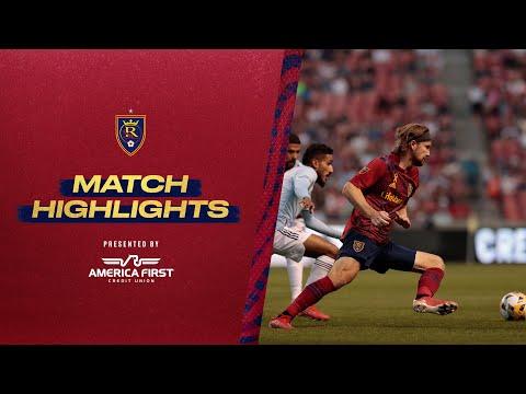 2021 RSL Match Highlights: vs FC Dallas 9/4/21