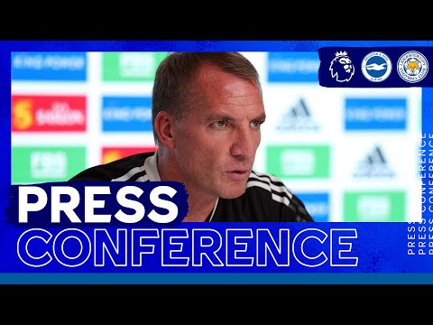 """""""It Should Be A Really Good Game"""" - Brendan Rodgers 