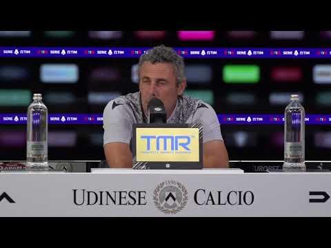 Conferenza Mister Gotti | Pre Udinese Napoli | 19:09:2021
