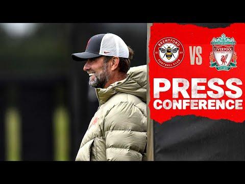 Jürgen Klopp's pre-match press conference   Brentford