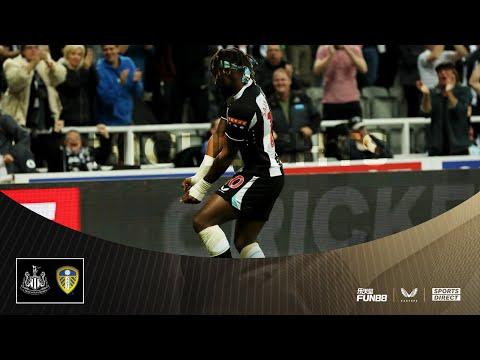 Newcastle United 1 Leeds United 1   Premier League Highlights