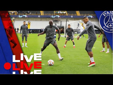 📍 Club Bruges - Paris saint-Germain : l'avant-match au Jan Breydel Stadion 🔴🔵