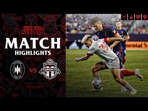 HIGHLIGHTS: Chicago Fire FC vs. Toronto FC | July 24, 2021