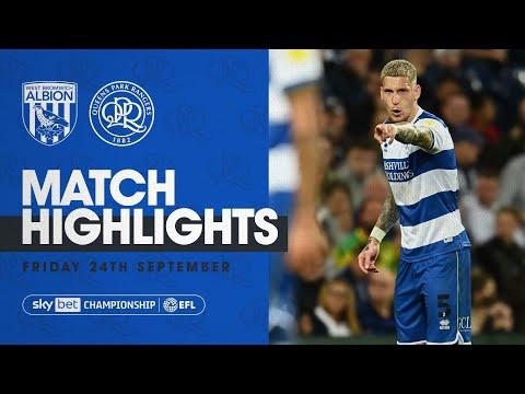 Highlights | West Brom 2, QPR 1