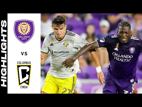 HIGHLIGHTS: Orlando City SC vs. Columbus Crew   September 04, 2021
