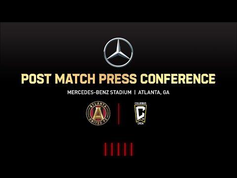 Post-Match Press Conference   Interim Head Coach Rob Valentino