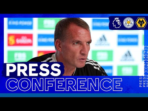 'An Exciting Future' - Brendan Rodgers | Leicester City vs. Wolverhampton Wanderers