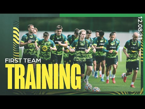 TZOLIS IN ACTION, INTENSE SESSION | City train ahead of Liverpool