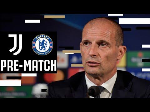 🔴 Juventus vs Chelsea | LIVE ALLEGRI & CHIELLINI PRE-MATCH PRESS CONFERENCE | Champions League