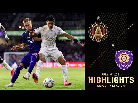 Match Highlights | Atlanta United FC vs Orlando City SC | July 30, 2021